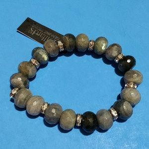 Dillard's Semi Precious Stone Bracelet
